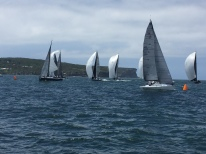 Farr40s at the gate