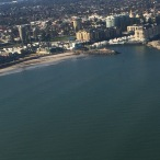 Glenelg from the air