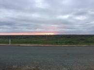 Sunrise on the Hay Plain